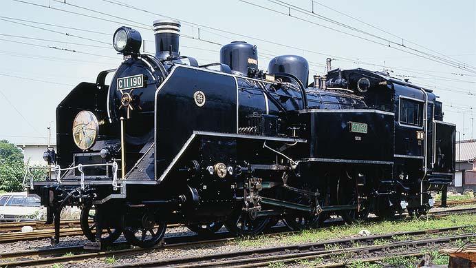 大井川鐵道 C11 190号機