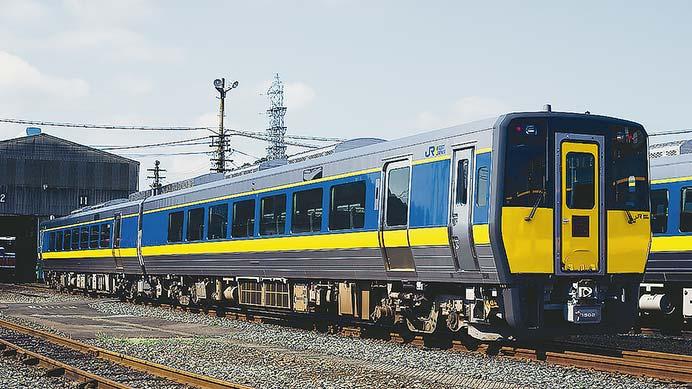 JR西日本キハ187系500番台