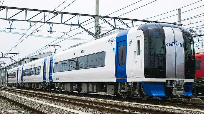 名古屋鉄道 2000系「ミュースカイ」