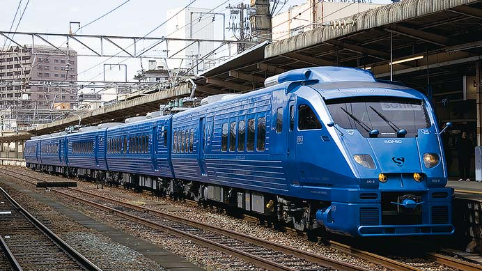 JR九州883系リニューアル車