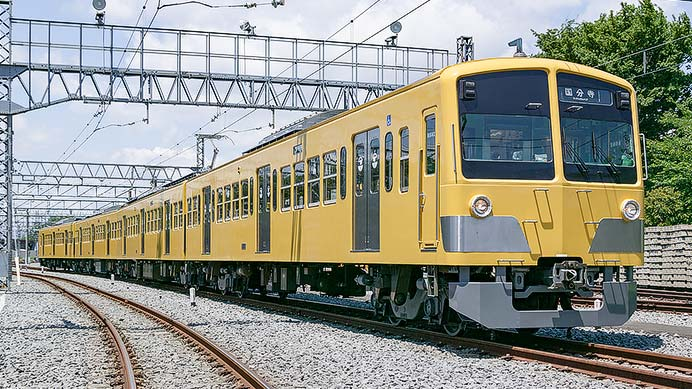西武鉄道 新101系更新車