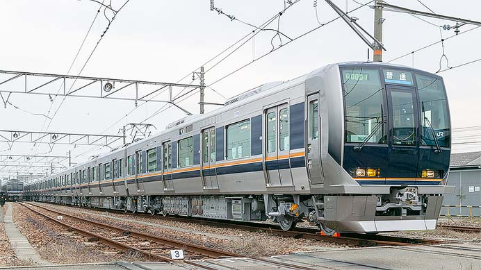 JR西日本321系