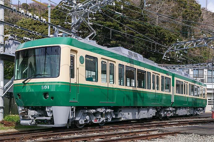 江ノ島電鉄 500形
