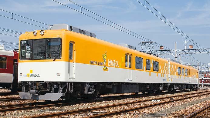 近畿日本鉄道 24系電気検測車「はかるくん」
