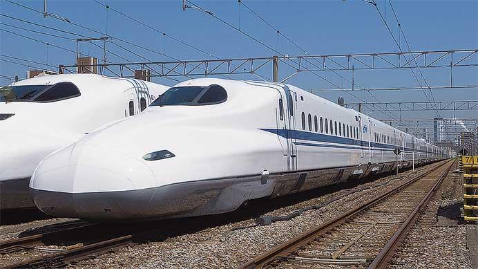 JR東海 N700系量産車