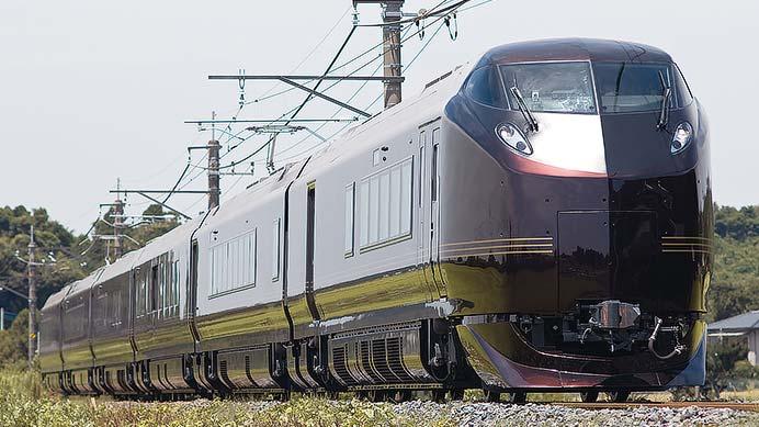 JR東日本E655系