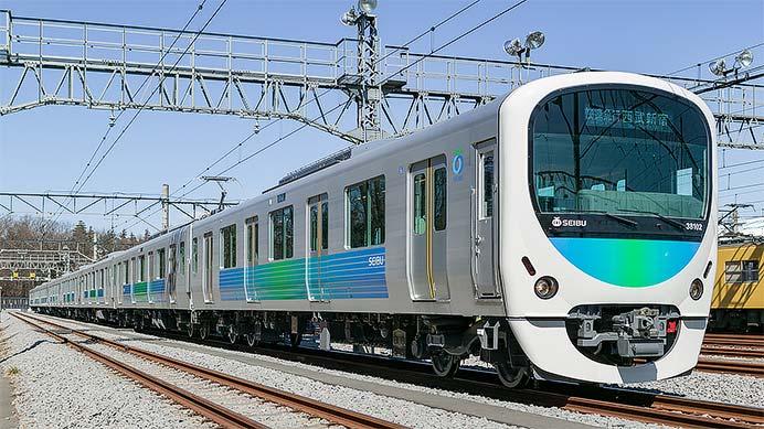 西武鉄道30000系