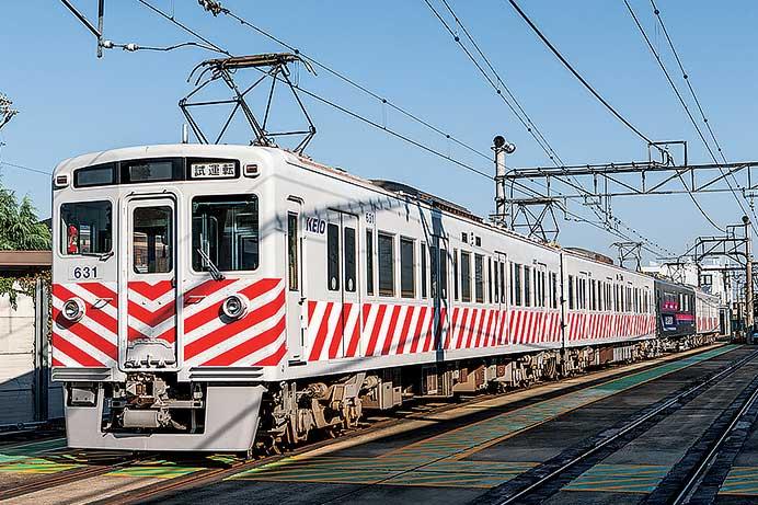 京王電鉄デワ600形