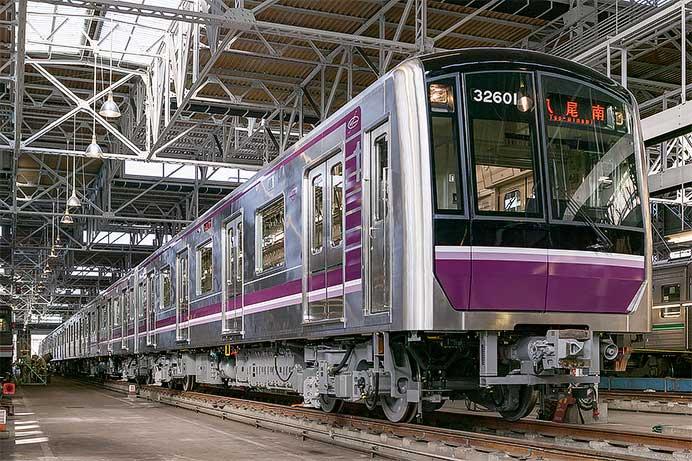 大阪市交通局 30000系