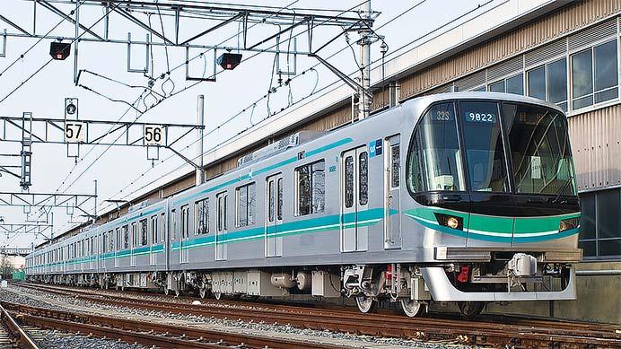東京メトロ9000系5次車