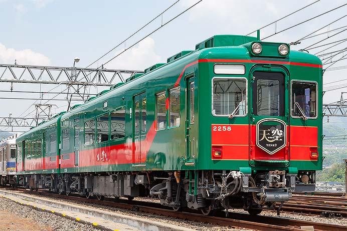 南海電気鉄道 2200系「天空」