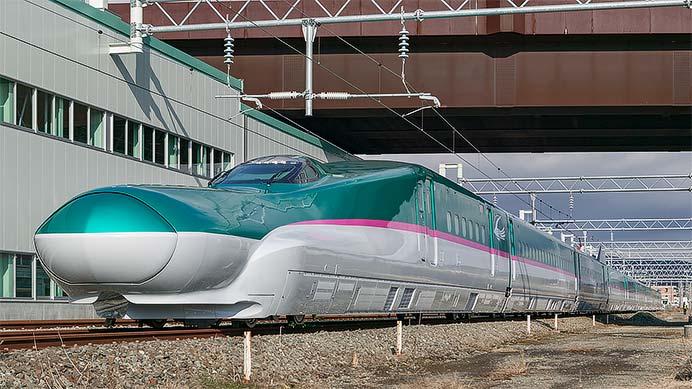 JR東日本 E5系量産車