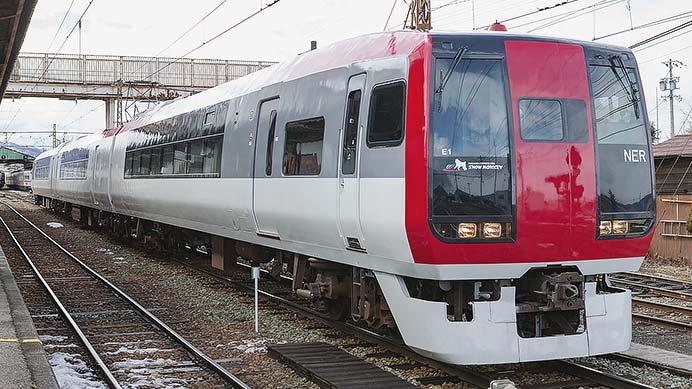 長野電鉄 2100系