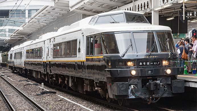 6月27日出発 JR九州,筑肥線で特...