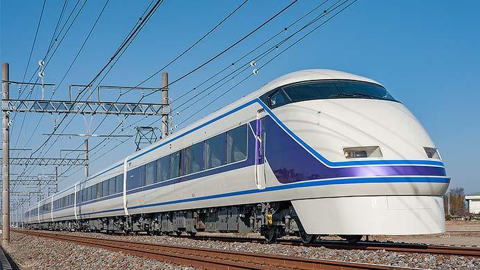 東武鉄道 100系リニューアル車
