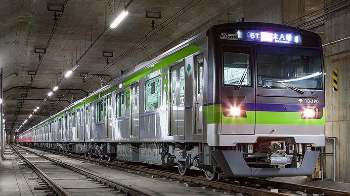 東京都交通局10-300形 3次車