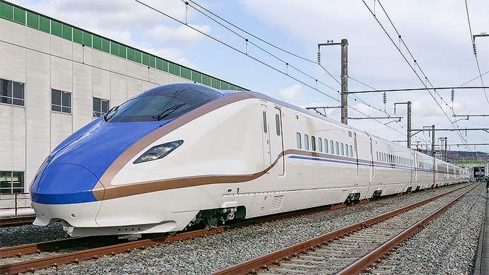 JR東日本E7系