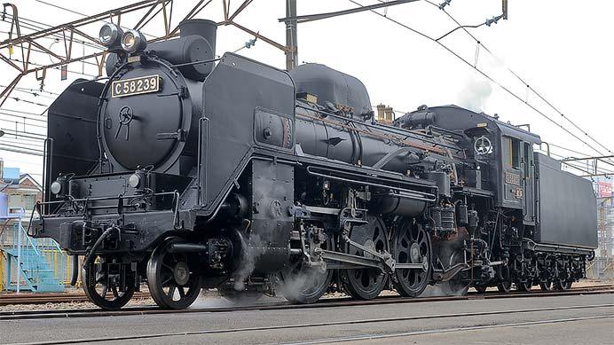 JR東日本 C58 239号機