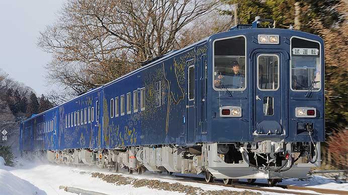 JR東日本キハ141系700番台