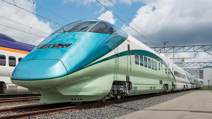 JR東日本E3系700番台「とれいゆ つばさ」
