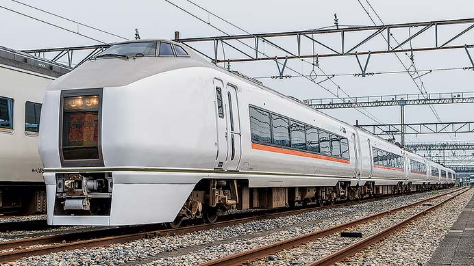 JR東日本651系1000番台