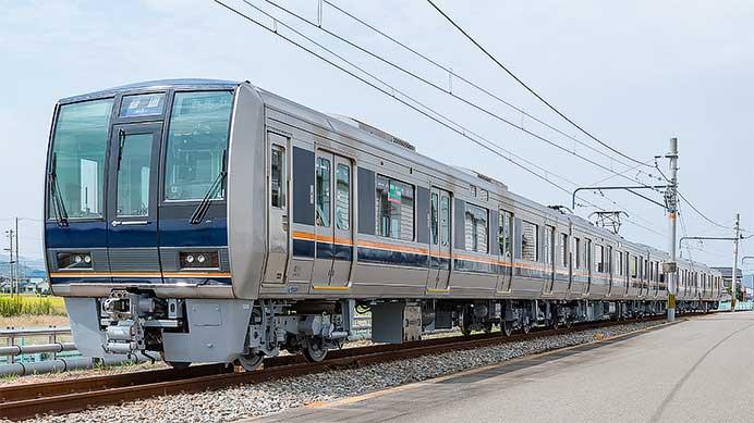 JR西日本 207系リニューアル車