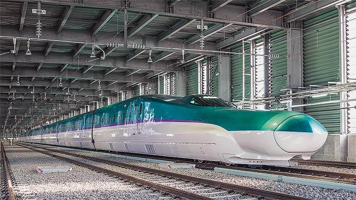 Jr北海道北海道新幹線をテーマとしたarぬり絵コンテスト