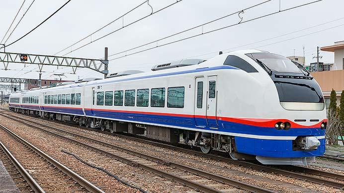 JR東日本E653系1100番台