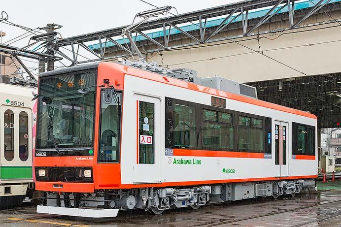 東京都交通局8900形