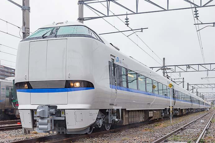 JR西日本683系リフレッシュ工事施行車