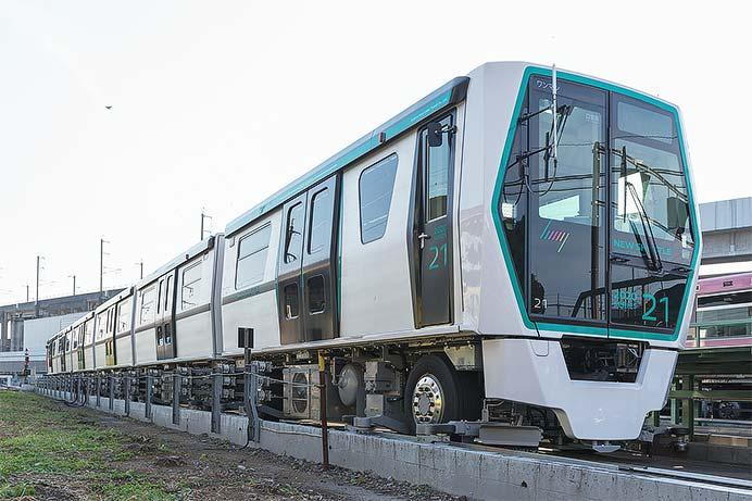 埼玉新都市交通2020系