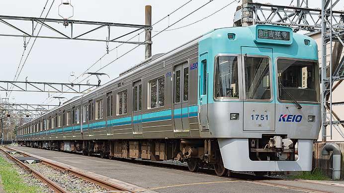 京王電鉄1000系リニューアル車