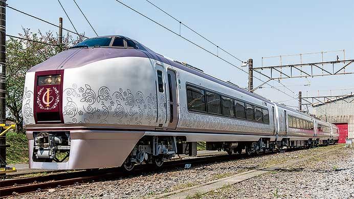JR東日本651系「IZU CRAILE」