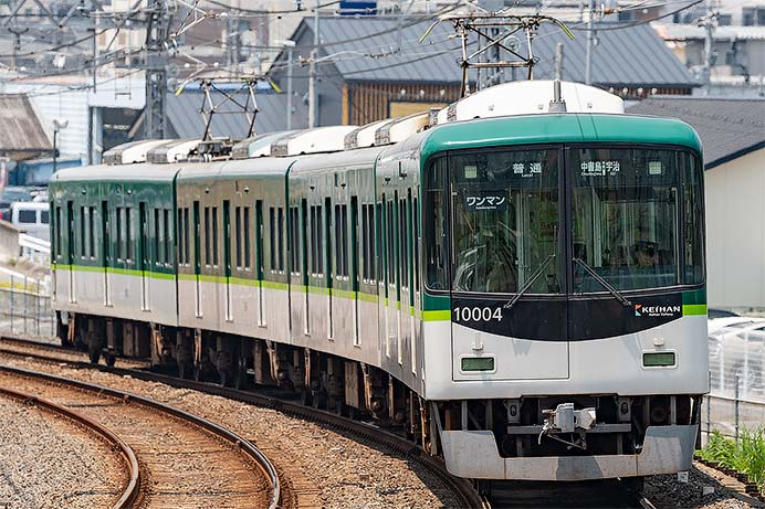 京阪電気鉄道10000系