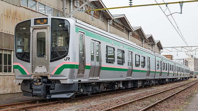 JR東日本E721系1000番台