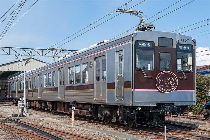 福島交通 1000系