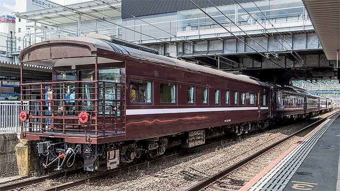 JR西日本 35系客車