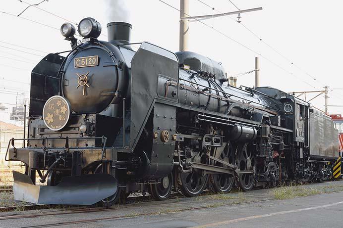 JR東日本 C61 20号機