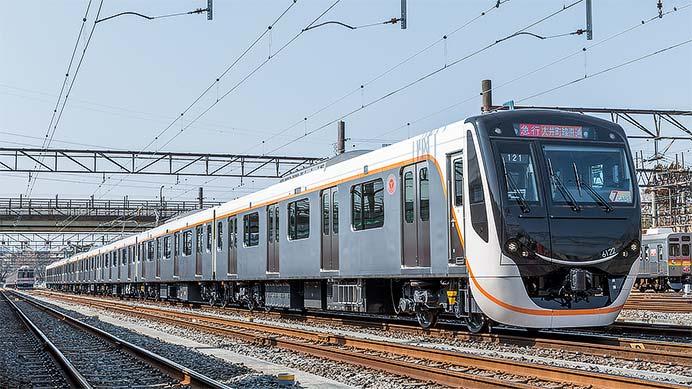 東京急行電鉄 6020系