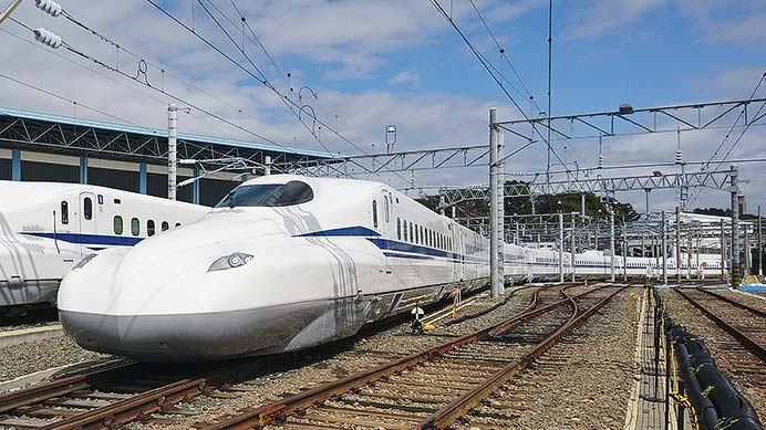 JR東海 N700S確認試験車
