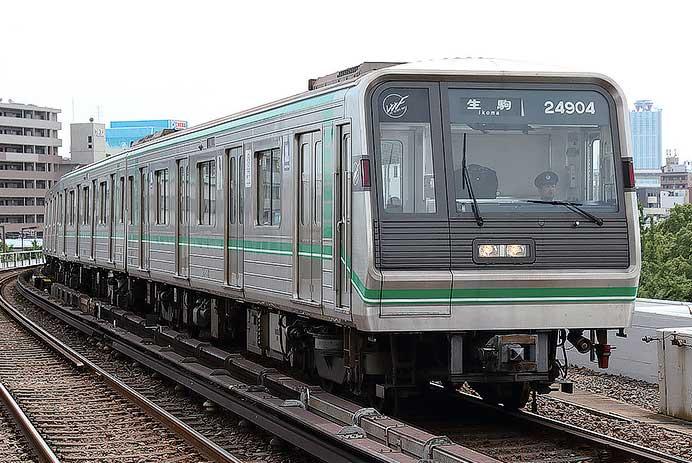 大阪市高速電気軌道 24系