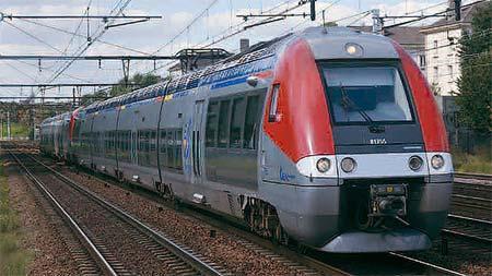 パリ近郊の鉄道 後編・車両編