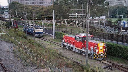 東芝府中事業所 車両のうごき 2014.10〜11(2ページ)