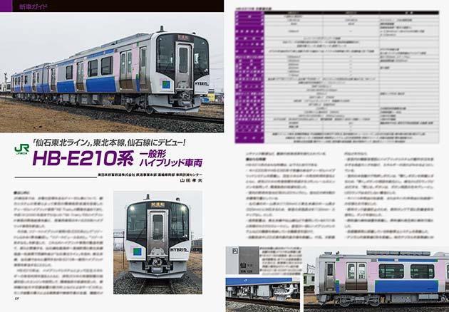 新車ガイド JR東日本HB-E210系