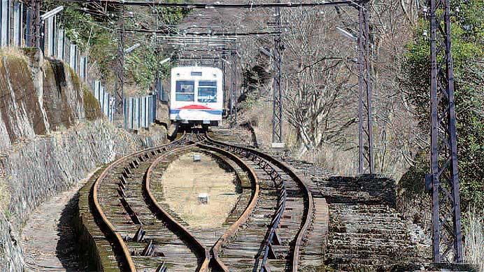 開業90周年 叡山ケーブルのロープ交換作業(6ページ)