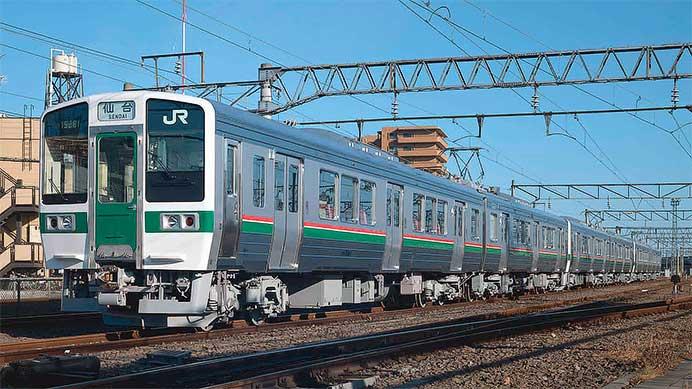 JR東日本719系