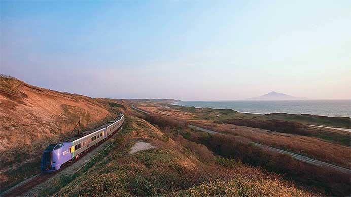山列車、海列車