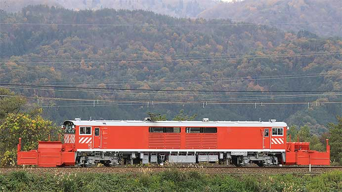 鉄道各社の除雪車両 2015-2016