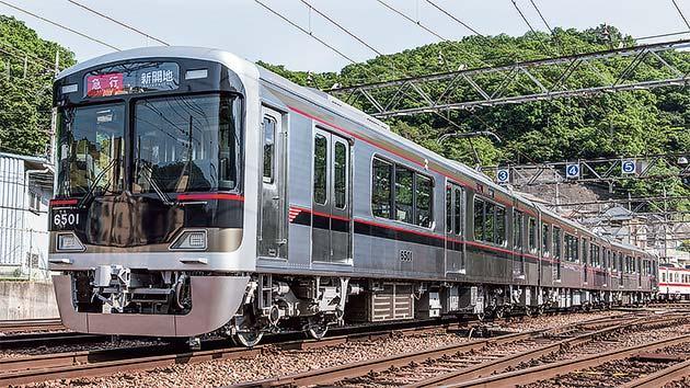 神戸電鉄6500系