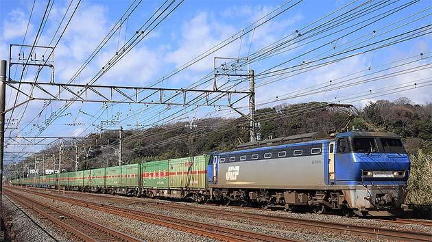 東海道速達貨物列車